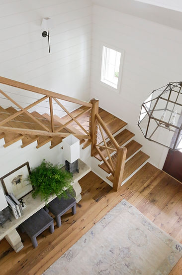 Hardwood Floors and Stairs in Nashville, TN