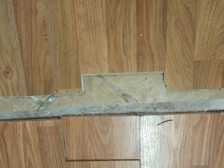 Installing Hardwood Floors: DIY Gone Wrong