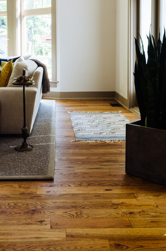 Red Oak Floors with Rubio Monocoat
