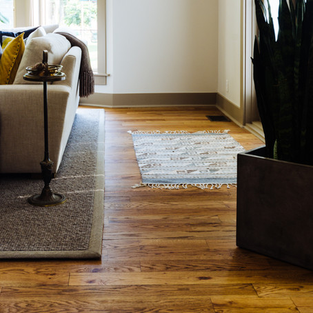 The Easiest Thing You're Not Doing to Take Care of Your Hardwood Floors