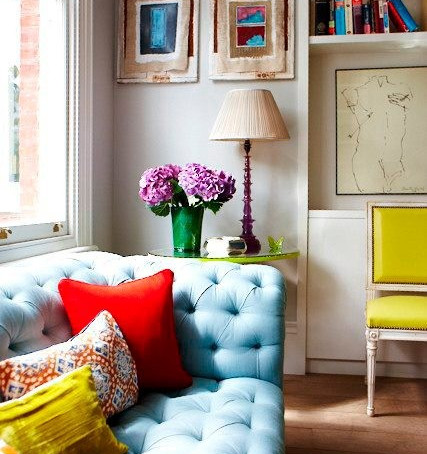 Our Favorite Bright Interiors