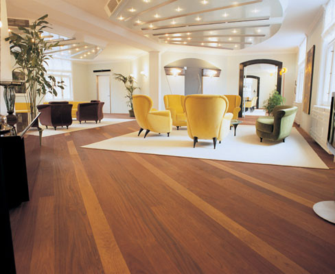 WOCA Natural Oil Finished Floor