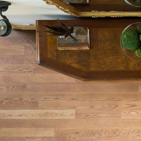 Listen Up, Nashville: How to Refinish Wood Flooring with a Screen and Recoat