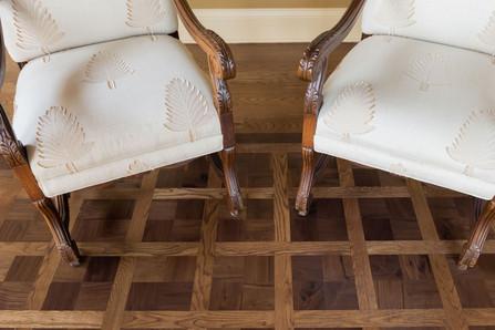 Parquet Hardwood Floor in Franklin, TN