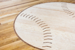 Custom Baseball Inlay