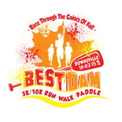 Best Dam 5K/10K Run*Walk*Paddle 2015