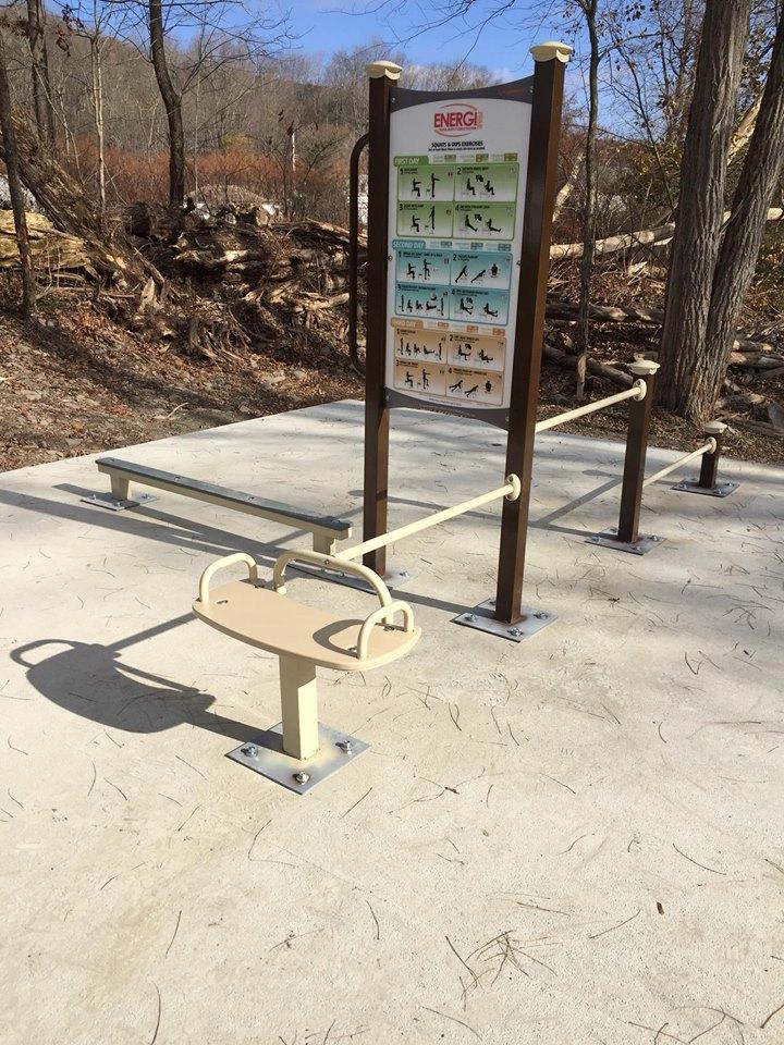 River Walk Fitness Trail
