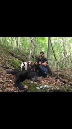West Virginia Bear Hunt