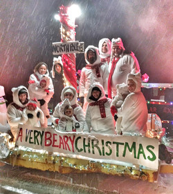 Downsville Christmas Parade 2017