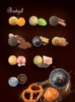 plaisirs-chocolats-2018-4 Bretzel fruit
