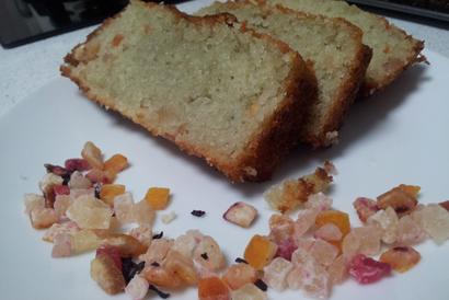 gâteau au yaourt pépites de fruits déshydratés Fruit Touch.jpg