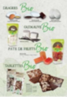 Pate de fruit bio guimauve bio tablettes
