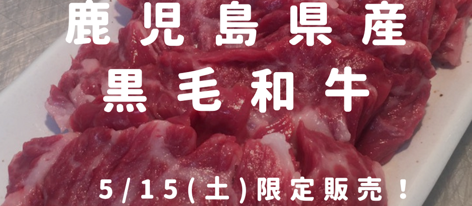 5/15(土)目玉商品大特価!