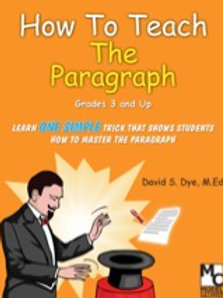 How To Teach the Paragraph: eBook