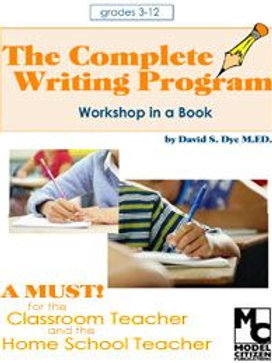 The Complete Writing Program: eBook