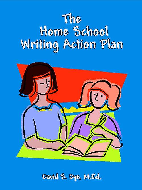 Homeschool Writing Action Plan