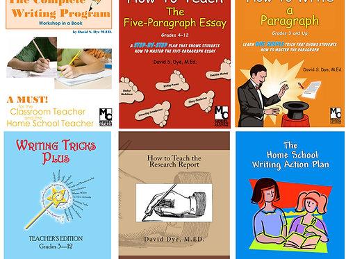Home School (6 Books) Bundle