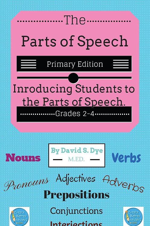 Parts of Speech: Primary