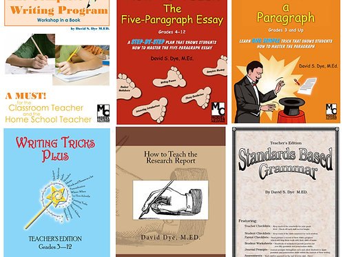 Six Book Bundle: eBook