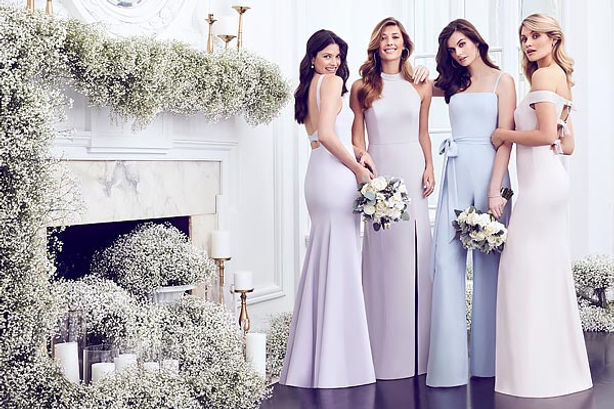Bridesmaid dresses Daisy B Nell Evesham