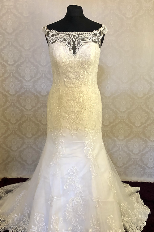 Art Couture Lace Gown