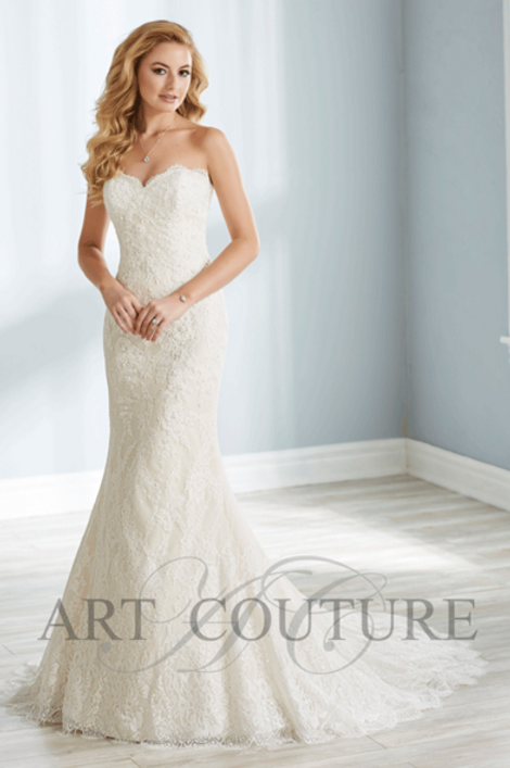 Art Couture Fishtail Gown