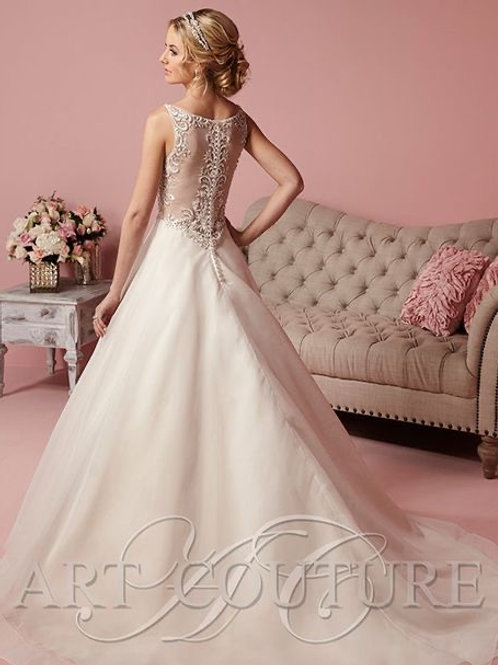 Art Couture Ballgown style