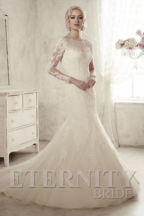 Eternity - Slimline Lace Dress