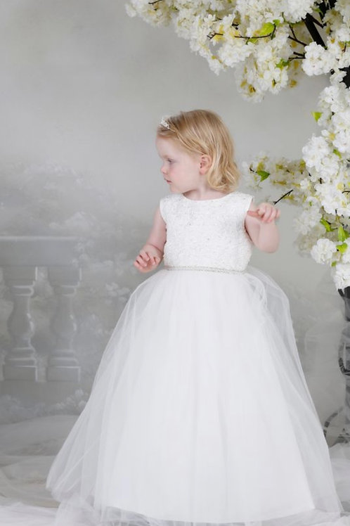 Little People Flower Girl Dresses