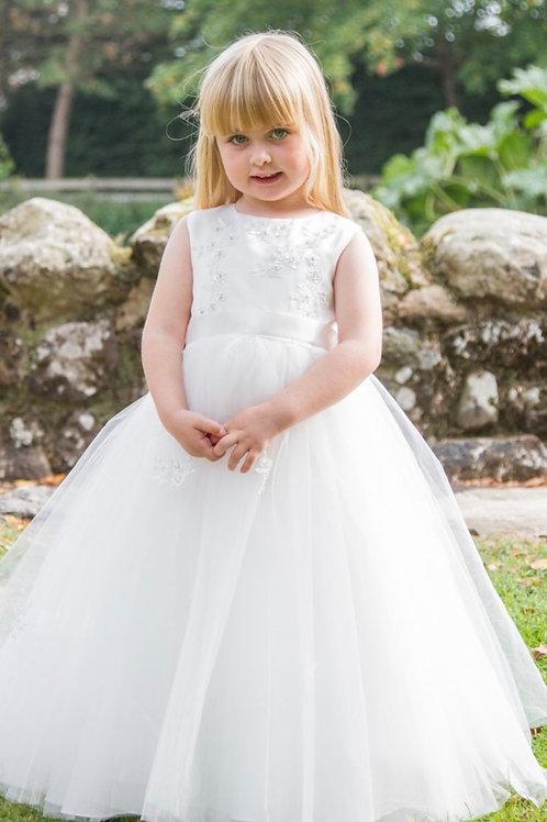 Little People Flower Girl Dresses