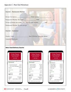 Unit 5 Order Pick-up Worksheet