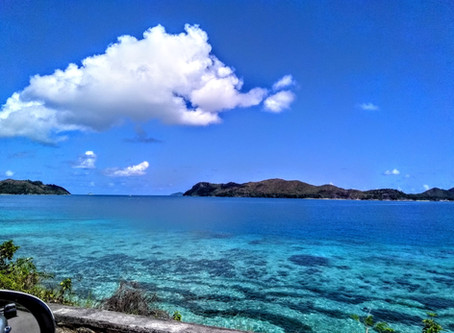 Beautiful Praslin, Seychelles