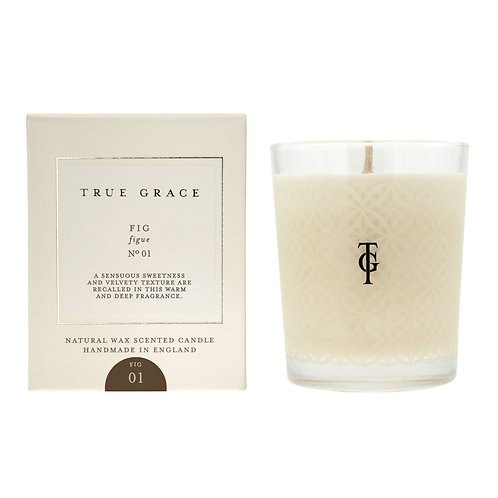 True Grace Village Classic Kerze FIG - 190g