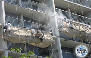 Building Spall Concrete Repair
