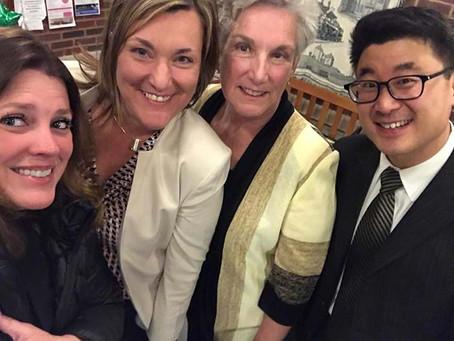 Kathryn Ciesla Wins Third Term as Northbrook Trustee
