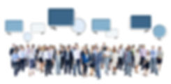 Multiethnic Group of Business People wit