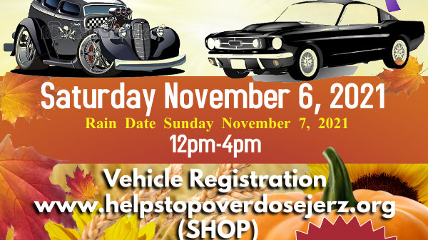 Vehicle Registration- Saturday November 6  Fall Auto Show