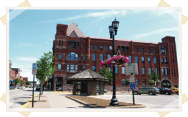 winona student rentals, choate building, student apartments, wsu off campus housing