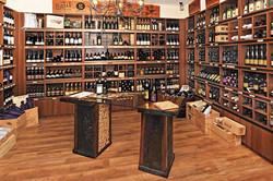 עיצוב פוסטר חנות יין פרידלנד
