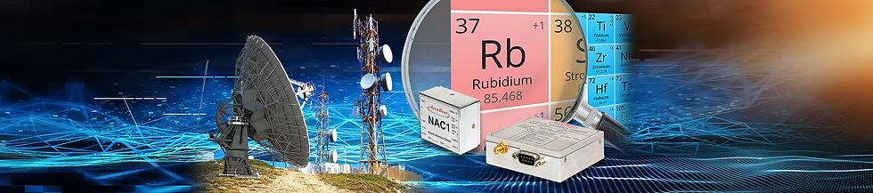 Rubidium Frequency Standards