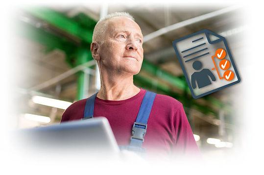 עובד מבוגר הזכאי לסל שיקום תעסוקה נתמכת