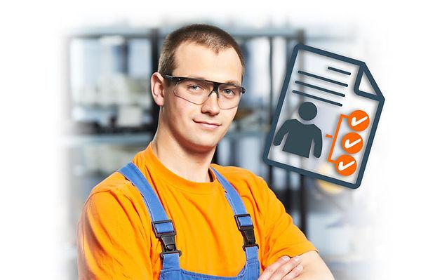 עובד שזכאי לתעסוקה נתמכת