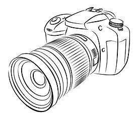אייקון של מצלמה
