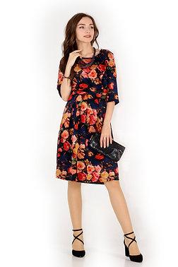 Dress FLOWER BOOM