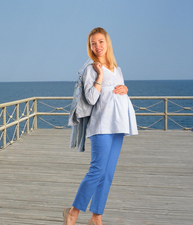 Купити одяг для вагітних на літо якій гарно сідає та підходить для носіння після вагітності та як одяг для годування