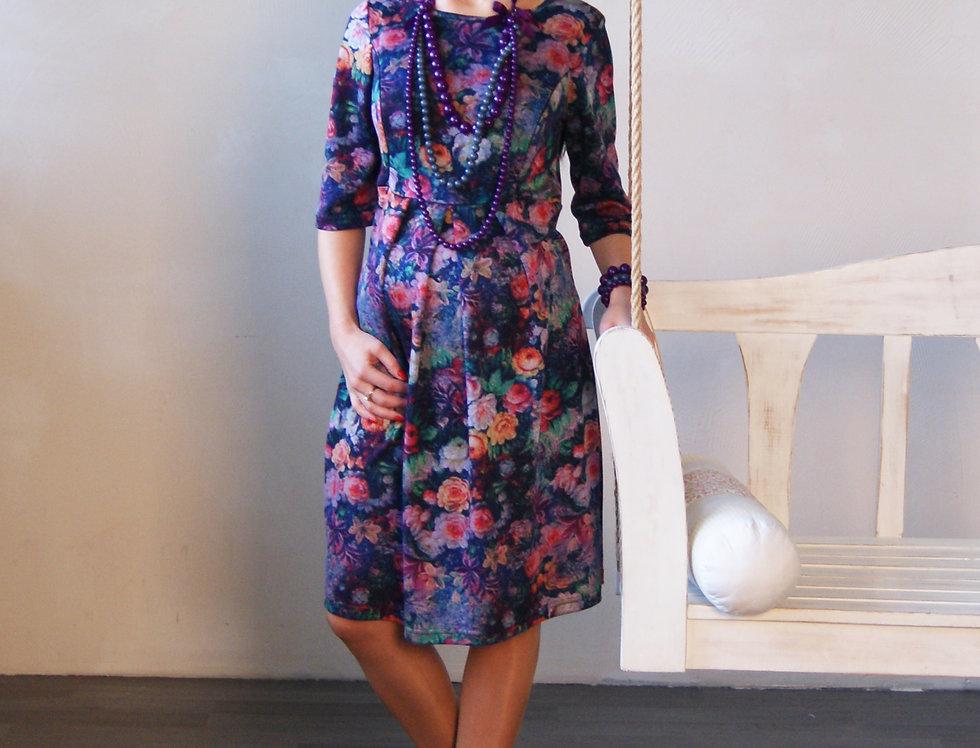 Сукня КВІТКОВИЙ БУМ