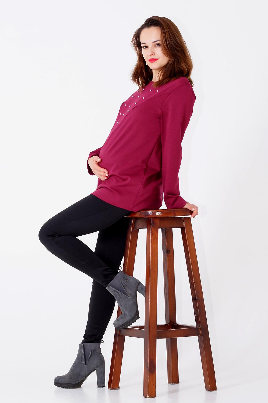 лосіни для вагітних, штани  для вагітних на флісі