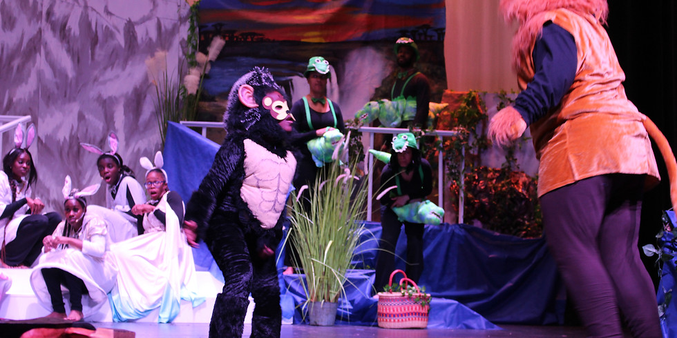 Preview Performance of Harambe for the Holidays