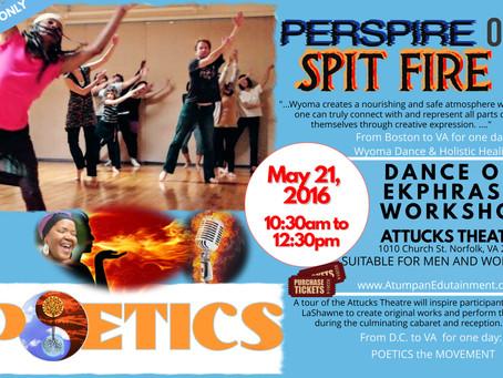 From Boston to DC: Dance & Ekphrasis