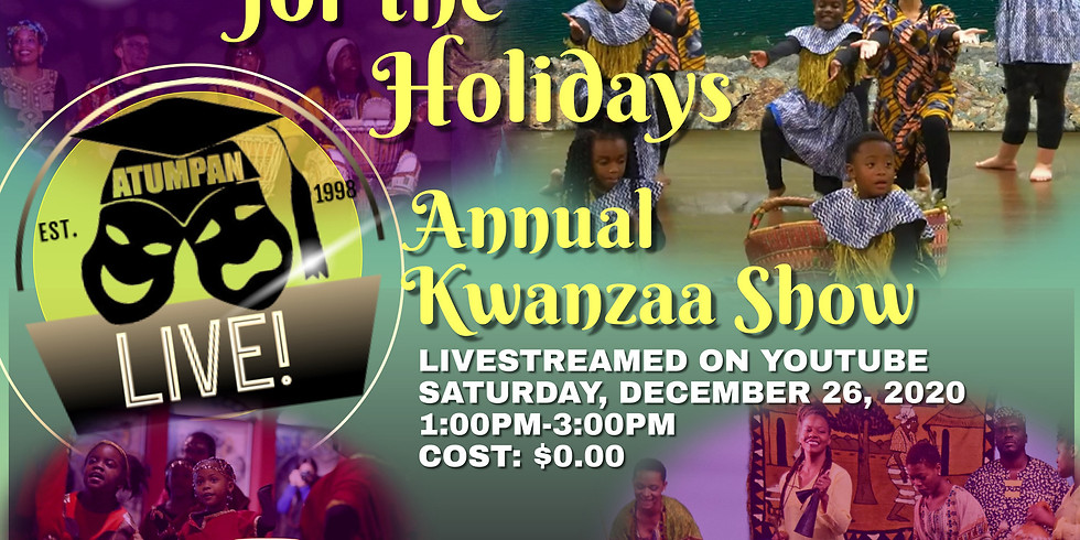 Annual Harambe for the Holidays Kwanzaa Show